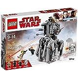 LEGO Star Wars 554-Piece First Order Heavy Scout Walker Construction Set