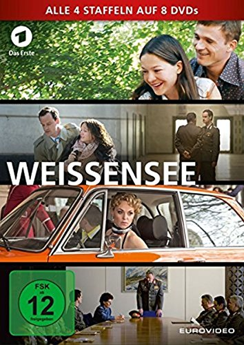 Staffel 1-4 (8 DVDs)