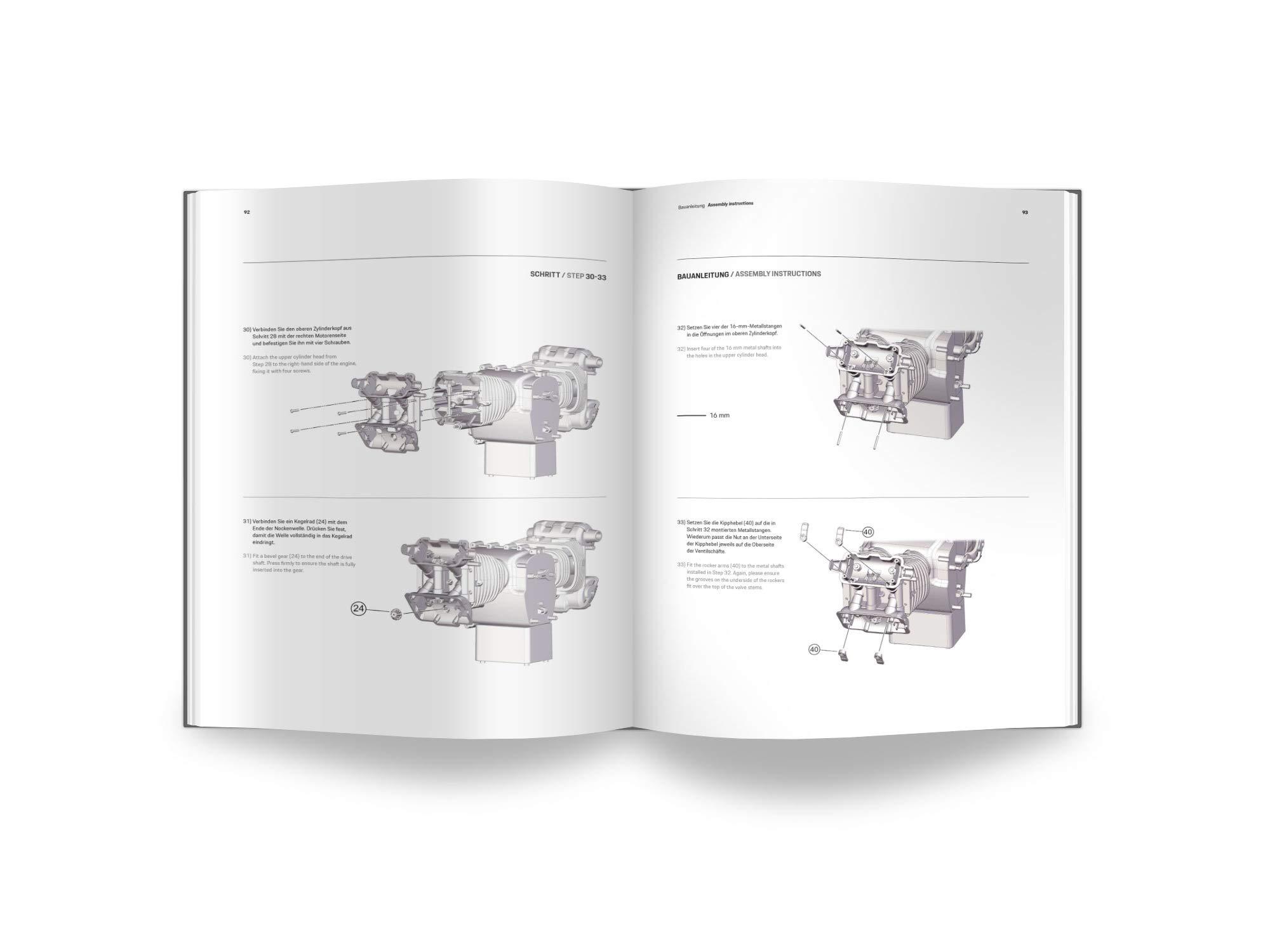 PORSCHE Carrera-Rennmotor: 4-Zylinder Boxermodell vom Typ 547 | Carrera on