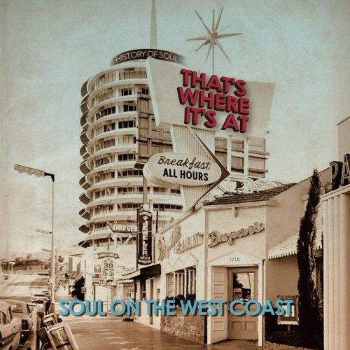 Soul on the West Coast, Vol. 1