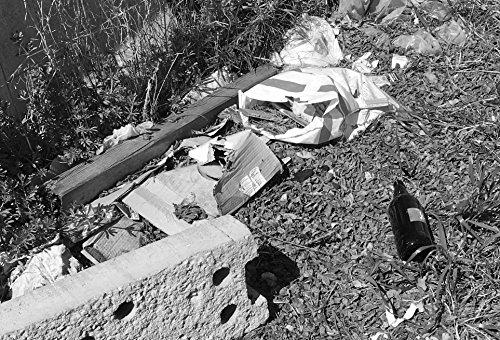 Fragmentos en la cuneta: Donde la vista no alcanza, el hombre se retuerce por Mario Mingorance Carrasco
