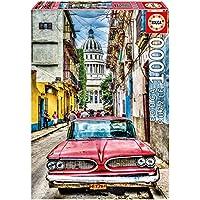 Educa Borrás - Puzzle de 1000 Piezas, Coche en la Habana (16754) - Peluches y Puzzles precios baratos