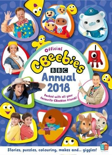 CBeebies Official Annual 2018