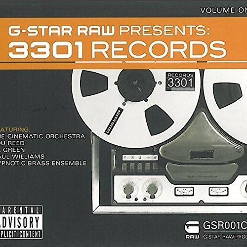 Price comparison product image G-Star Raw Presents: 3301 Records Volume 1