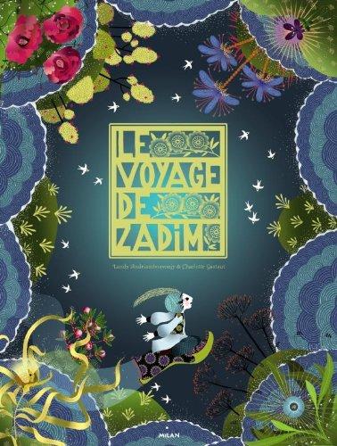 Le voyage de Zadim - 2 CD par Landy Andriamboavonjy
