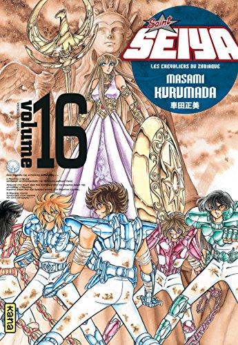 Saint Seiya Deluxe Vol.16 par KURUMADA Masami