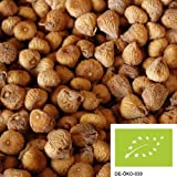 Fichi selvatici secchi bio 1kg, gustosi fichi selvatici secchi, senza solfiti e senza aggiunta di zuccheri, da coltivazione biologica controllata
