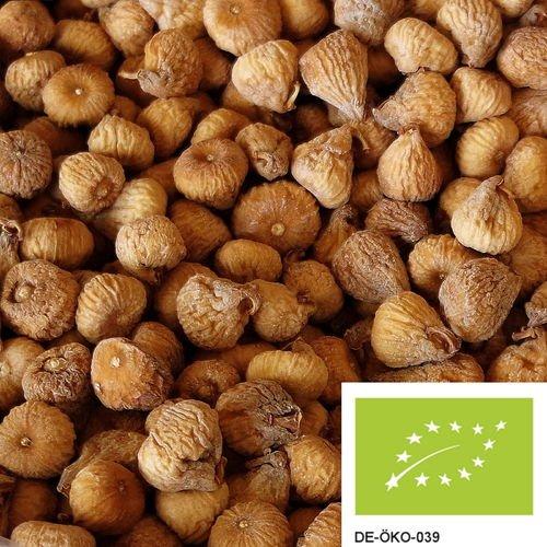 BIO Wildfeigen 1kg getrocknet, versandkostenfrei (in D) leckere Trockenfrüchte ungeschwefelt und ohne Zucker aus kbA