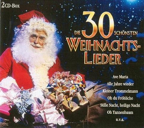 Die 30 Schönsten Weihnachtslieder