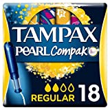 Best Assorbenti Interni - Tampax Compak Pearl Assorbenti Interni Regular con Applicatore Review