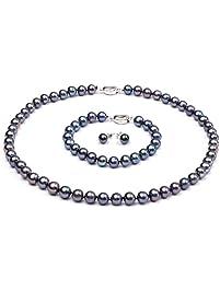 ac3e24c5d572 Amazon.co.uk   Novelty Pearl Necklaces