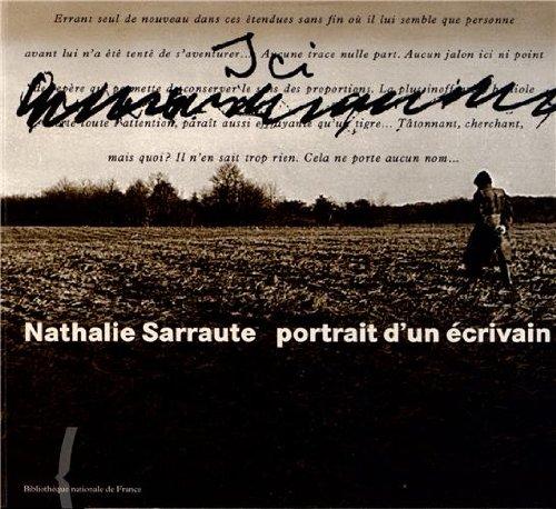 Nathalie Sarraute portrait d'un écrivain
