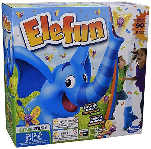 Hasbro Gaming - Juego infantil Elefun (B7714175)
