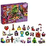LEGOFriends Adventskalender mit Weihnachtsschmuck (41353)