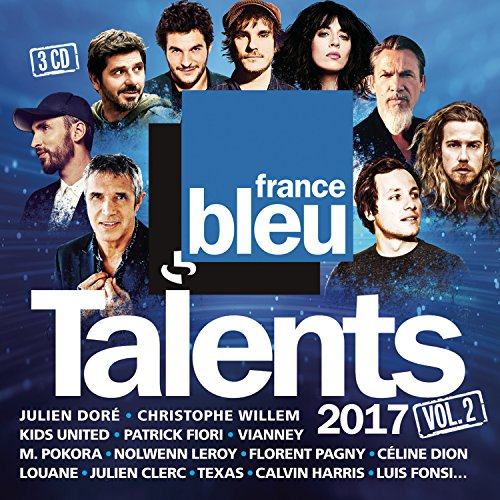 Talents France Bleu 2017, Vol. 2