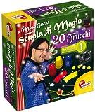 Lisciani 43767 - Scuola di Magia 20 Trucchi (copertina può variare)
