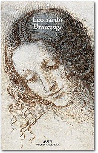 14 Leonardo, Drawings (Taschen Weekly Tear-off Calendars)