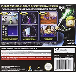 Lego Star Wars – Die komplette Saga [Software Pyramide] – [Nintendo DS]