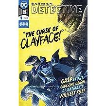 DETECTIVE COMICS ANNUAL #1 ((DC REBIRTH )) ((Regular Cover)) - DC Comics - 2018 - 1st Printing