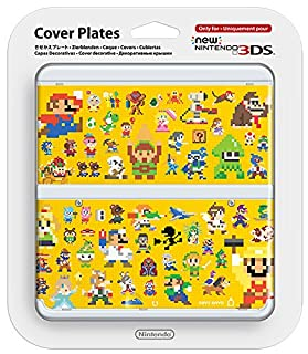 Coque New Nintendo 3DS N°29 - Mario Pixel (B017BC5MBG) | Amazon Products