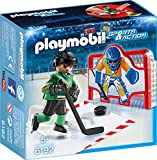 PLAYMOBIL-6192-Eishockey-Tortraining