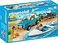 Playmobil 6864 - Surfer-Pickup mit Speedboat von Playmobil