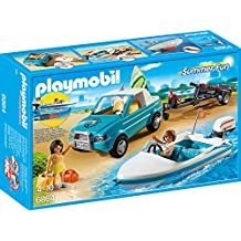 suchergebnis auf f r playmobil auto mit anh nger. Black Bedroom Furniture Sets. Home Design Ideas