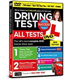 Picture Of Driving Test Success All Tests DVD 2017 Edition