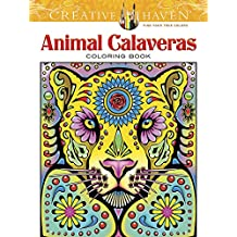Creative Haven Animal Calaveras
