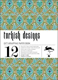 Turkish Designs: Gift & Creative Paper Book Vol. 02 (Gift wrapping paper book)