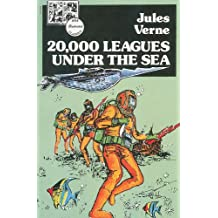 Ags Illustrated Classics: 20,000 Leagues Under the Sea Book