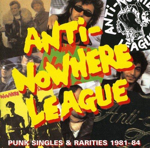 Punk Singles & Rarities: 1981-1984