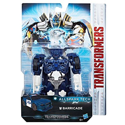 Transformers 5 - Figura Allspark Barricade (Hasbro C3419ES0)