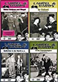 Laurel & Hardy - Collection 8 | Hinter Schloß und Riegel | In Oxford | Gelächter in der Nacht | In der Fremdenlegion (4-DVD)