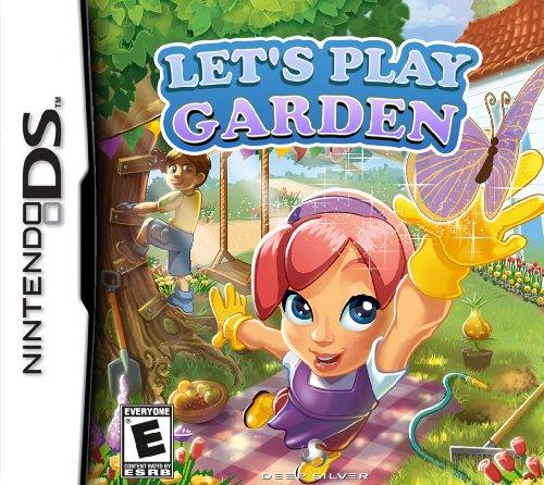 Let's Play Garden - Nintendo DS