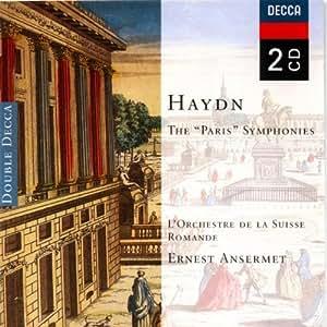 Haydn: Symphonies Parisiennes Nos. 82 - 87