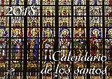 Calendario de los santos 2018 (Calendarios y Agendas)