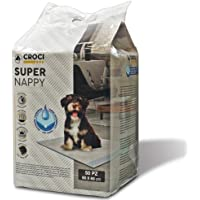 Croci Tappetino Super Nappy 60X60 50Pz