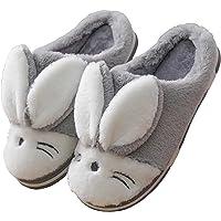 Inverno Pantofole Caldo Peluche Pantofole da Casa Antiscivolo Morbido Pantofole Cartoon Home Scarpe per Bambina Bambino…