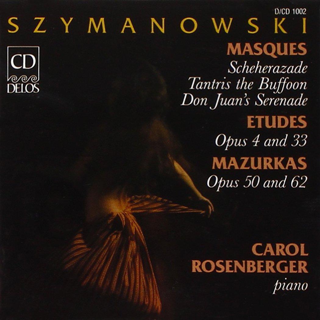 Masques: Scheherazade, Tantris the Buffoon, Don Juan's Serenade