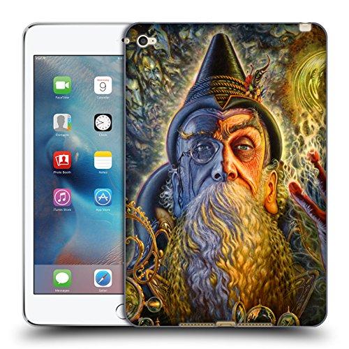 Seher 16 (Offizielle Myles Pinkney Seher Fantasy 2 Soft Gel Hülle für Apple iPad mini 4)