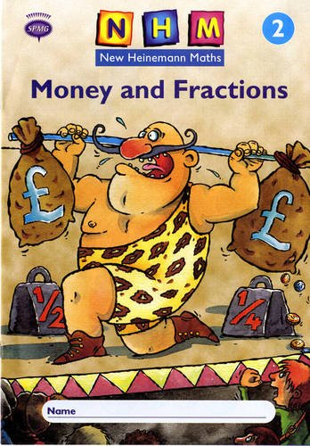 New Heinemann Maths Yr2, Money and Fractions Activity Book (8 Pack): Year 2