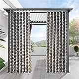 su-luoyu Voller Verdunkelung sdruckvorhang Kräuselband Gardinen Schlafzimmer Vorhang Sonnenschutz Vorhang