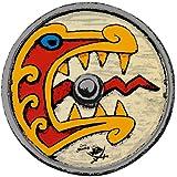 Escudo Vikingo de juego infantil Capitán Vikingo Sharky