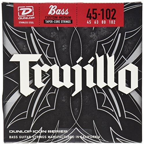 Dunlop DL STR RTT 045/102 Robert Trujillo Icon Series Bass
