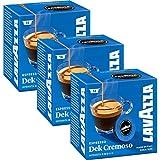 Lavazza A Modo Mio Espresso Dek Cremoso, 3 x 16 Kapseln, 3er Pack