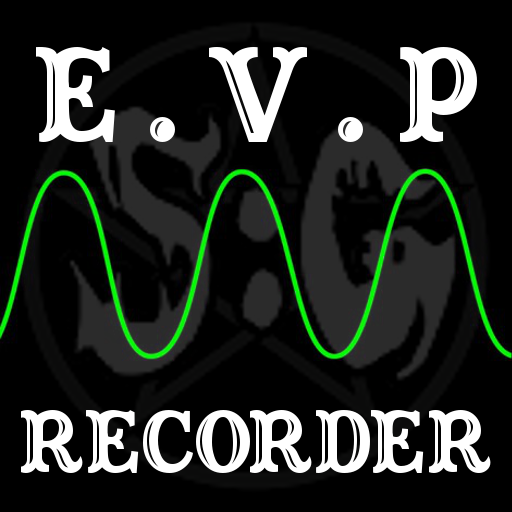 EVP Recorder - Spotted: Ghosts (Evp-ghost Voice Recorder)