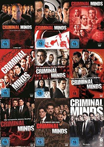 Staffeln 1-9 (51 DVDs)