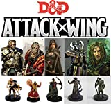 Dungeons and Dragons D & D Attack Wing OP Kit Miniature Set of 5...