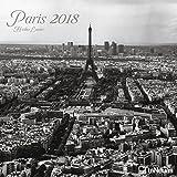 Paris 2018 - Städtekalender, Architekturkalender, Broschürenkalender  -  30 x 30 cm